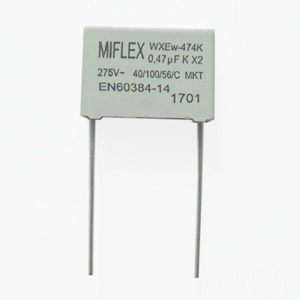 Entstörkondensator 0,22µF 275V/AC X2 gegen blinkende / nicht ausgehende LEDs