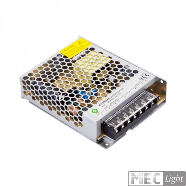 LED Trafo SMD Netzteil 24V/DC 108W 4,5A (POS-100-24-C) Power Supply