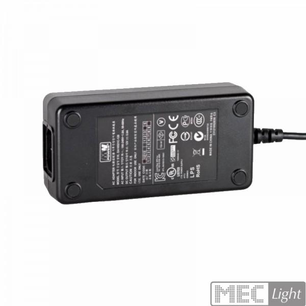 LED Stecker Netzteil Trafo 12V/DC 60W 5A MW POWER (EA 10750D1)