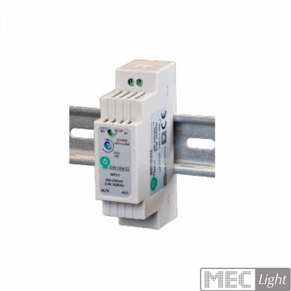 Hutschienen LED Trafo SMD Netzteil 24V/DC 15W 0,63A (DIN15W24)