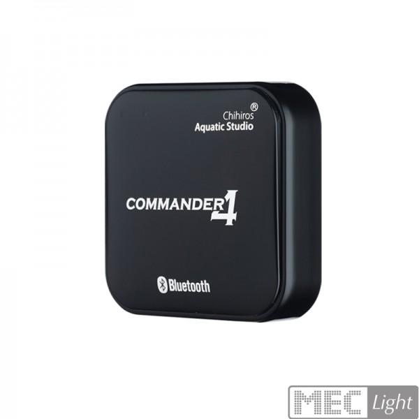 Chihiros Commander 4 Bluetooth Controller für WRGB LED Aquarium Sonnenaufgang