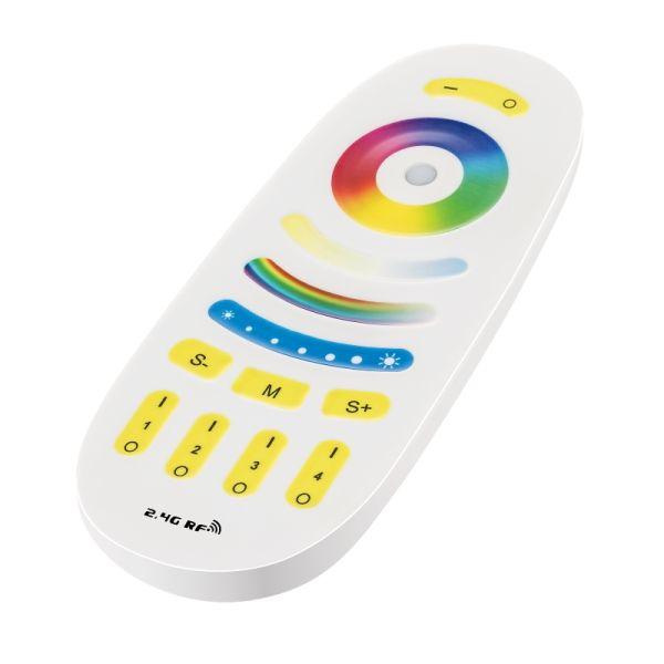 Funk Fernbedienung für RGB + CCT Modul 2700-6000K ohne Batterien