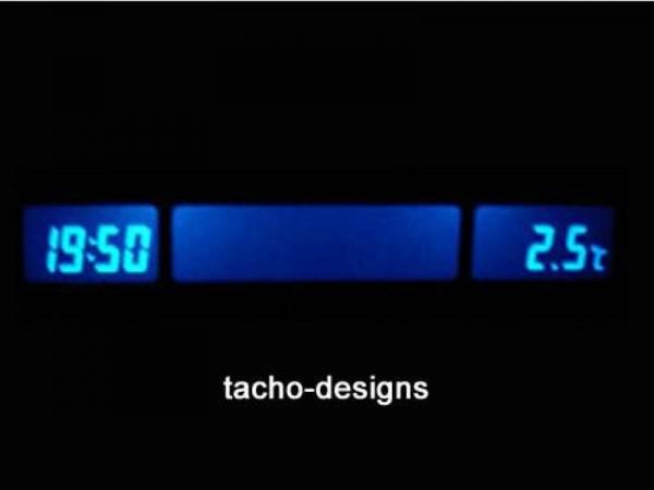 Blaues MID/TID Display Astra F Corsa/Combo B Tigra